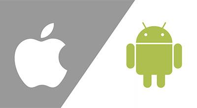 Сравнение популярности iOS и Android в 2020